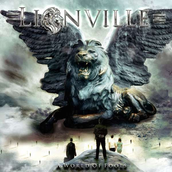 CD LIONVILLE - A WORLD OF FOOLS