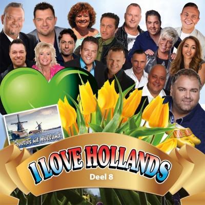 CD V/A - I LOVE HOLLANDS 8