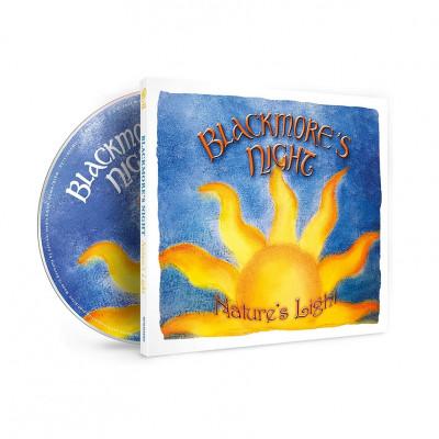 CD BLACKMORE'S NIGHT - NATURE'S LIGHT