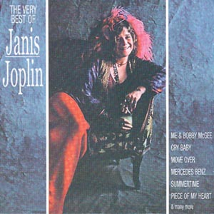 CD Joplin, Janis - Very Best of