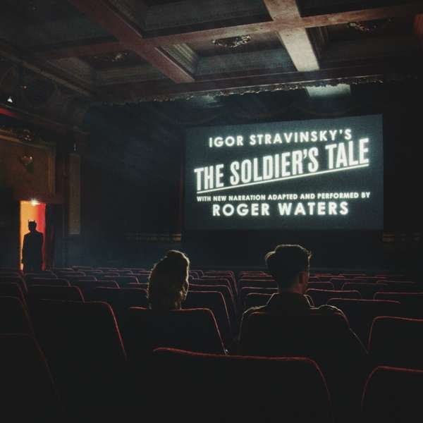 CD WATERS, ROGER - The Soldier's Tale - Narrated