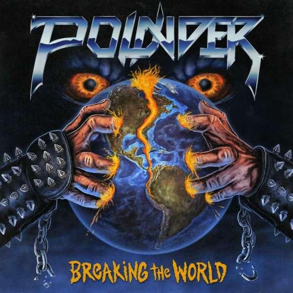 CD POUNDER - BREAKING THE WORLD