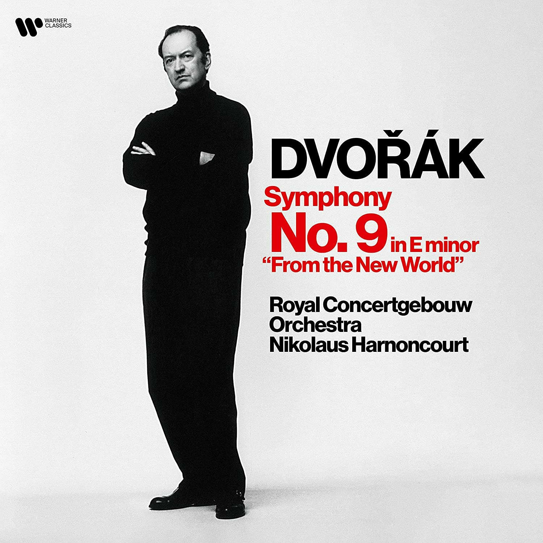 Vinyl HARNONCOURT, NIKOLAUS - DVORAK: SYMPHONY NO.9