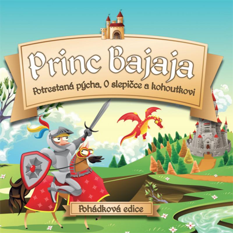 CD RUZNI/POHADKY - PRINC BAJAJA