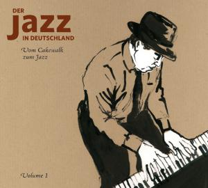 CD V/A - JAZZ IN DEUTSCHLAND -1-
