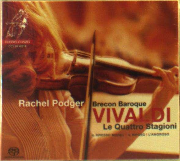 CD VIVALDI, A. - Vivaldi: The Four Seasons