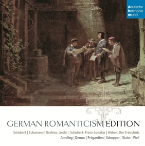 CD V/A - German Romantic Music Edition