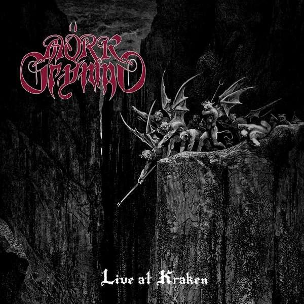 CD MORK GRYNING - LIVE AT KRAKEN