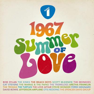 CD V/A - RADIO 1 -1967 SUMMER OF LOVE