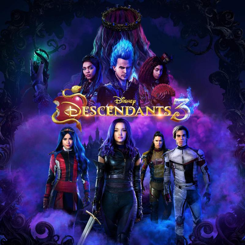 Soundtrack - CD DESCENDANTS 3