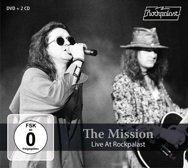CD MISSION - LIVE AT ROCKPALAST
