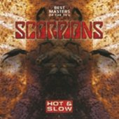 Scorpions - CD HOT & SLOW - BEST MASTERS OF THE 70'S