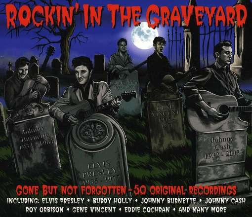 CD V/A - ROCKIN'IN THE GRAVEYARD