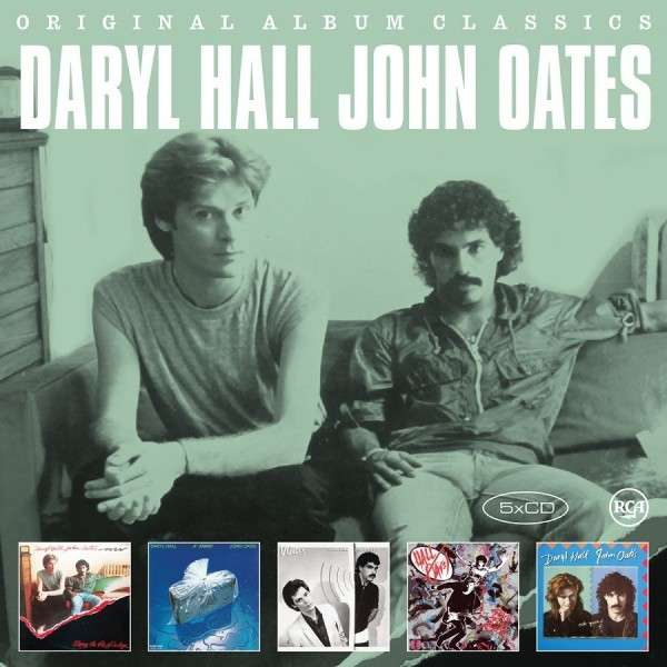 CD HALL & OATES - Original Album Classics