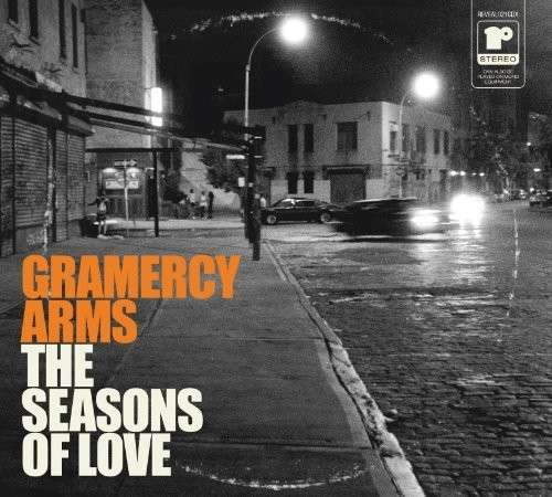 CD GRAMERCY ARMS - SEASON OF LOVE