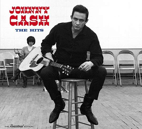 CD CASH, JOHNNY - HITS