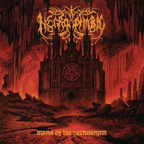 CD NECROPHOBIC - Mark Of The Necrogram