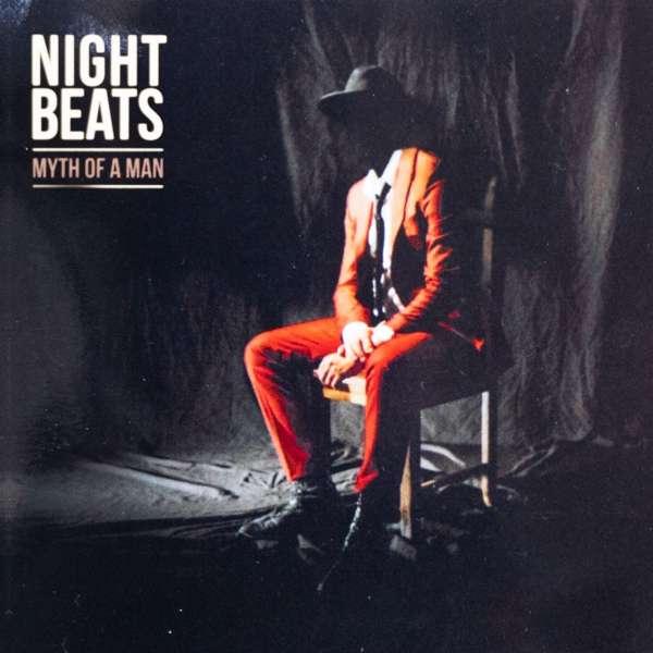 Night Beats - CD MYTH OF A MAN
