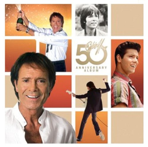 CD RICHARD, CLIFF - THE 50TH ANNIVERSARY ALBUM