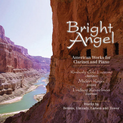 CD COLE LUEVANO, KIMBERLY - BRIGHT ANGEL