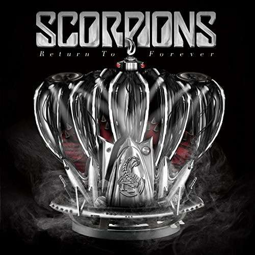 Scorpions - CD RETURN TO FOREVER