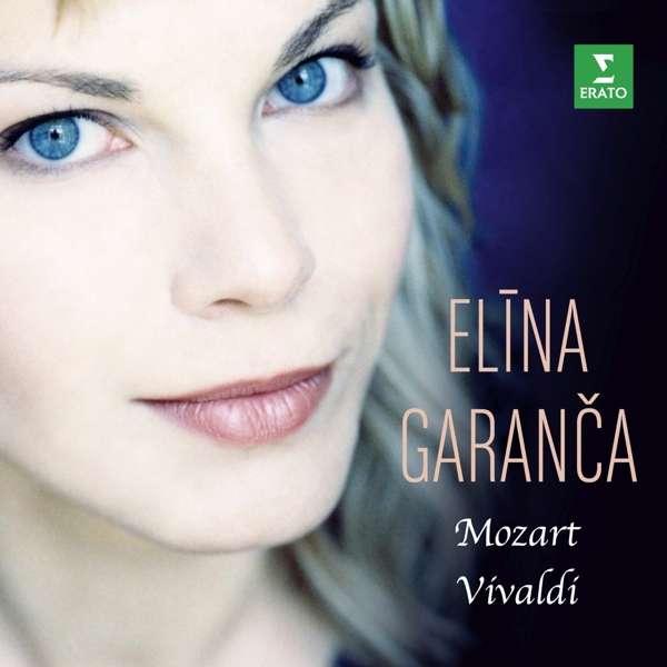 CD GARANCA, ELINA - MOZART & VIVALDI