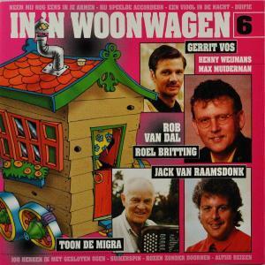 CD V/A - IN 'N WOONWAGEN 6