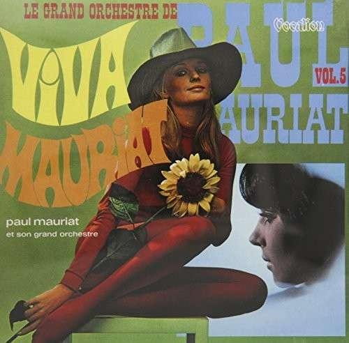 CD MAURIAT, PAUL & HIS ORCHE - LE GRAND ORCHESTRE DE PAUL MAURIAT VOL. 5 & VIVA MAURIAT & BONUS TRACKS