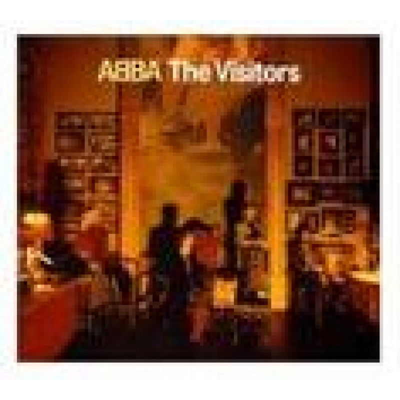 ABBA - CD THE VISITORS