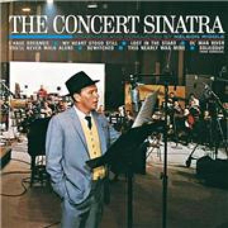 Frank Sinatra - CD THE CONCERT SINATRA