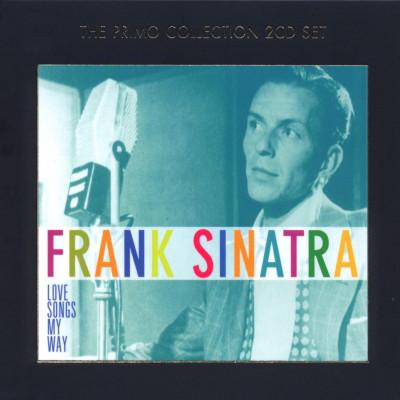 Frank Sinatra - CD LOVE SONGS MY WAY