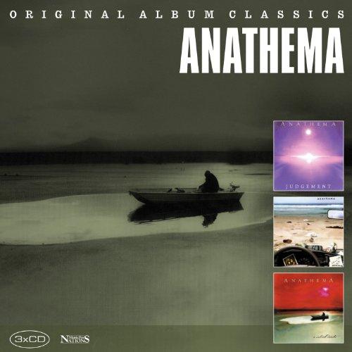Anathema - CD ORIGINAL ALBUM CLASSICS