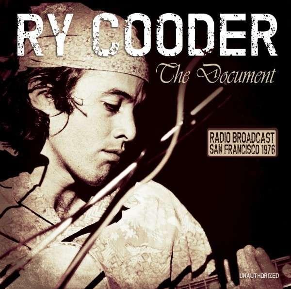 CD COODER, RY - DOCUMENT/RADIO BROADCAST