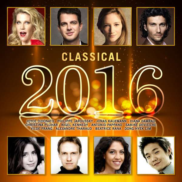 CD VARIOUS ARTISTS - CLASSICAL 2016