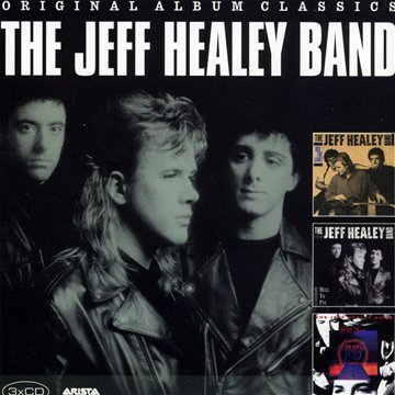 CD HEALEY, JEFF - Original Album Classics