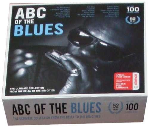 CD V/A - ABC OF THE BLUES