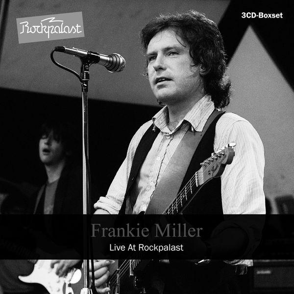 CD MILLER, FRANKIE - LIVE AT ROCKPALAST