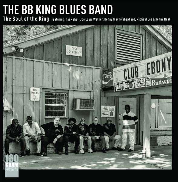Vinyl BB KING BLUES BAND - SOUL OF THE KING