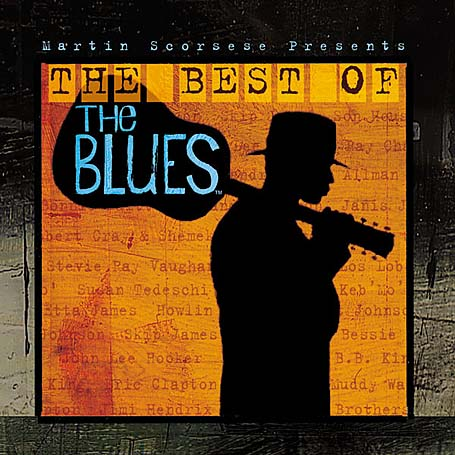 CD V/A - Best of the Blues Sampler