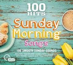 CD V/A - 100 HITS - SUNDAY MORNING SONGS