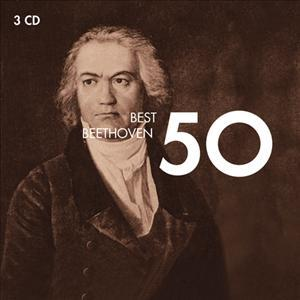 CD VARIOUS ARTISTS - 50 BEST BEETHOVEN
