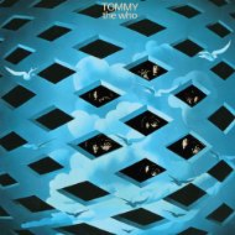 CD WHO THE - TOMMY