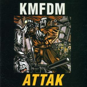 CD KMFDM - ATTACK