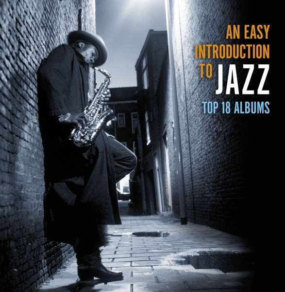 CD V/A - EASY INTRODUCTION TO JAZZ