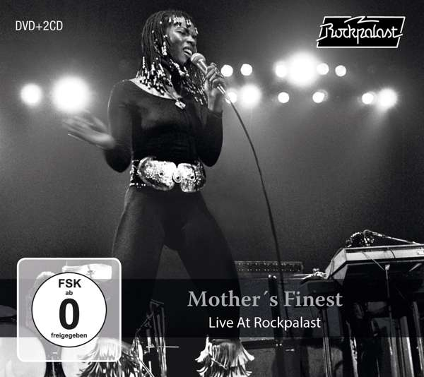 CD MOTHER'S FINEST - LIVE AT ROCKPALAST