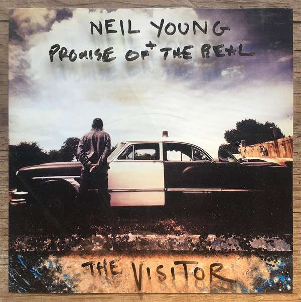 CD YOUNG, NEIL + PROMISE OF THE REAL - THE VISITOR
