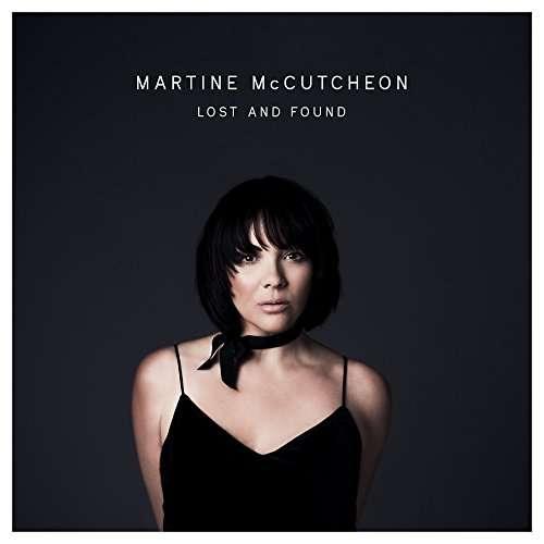 CD MCCUTCHEON, MARTINE - LOST AND FOUND