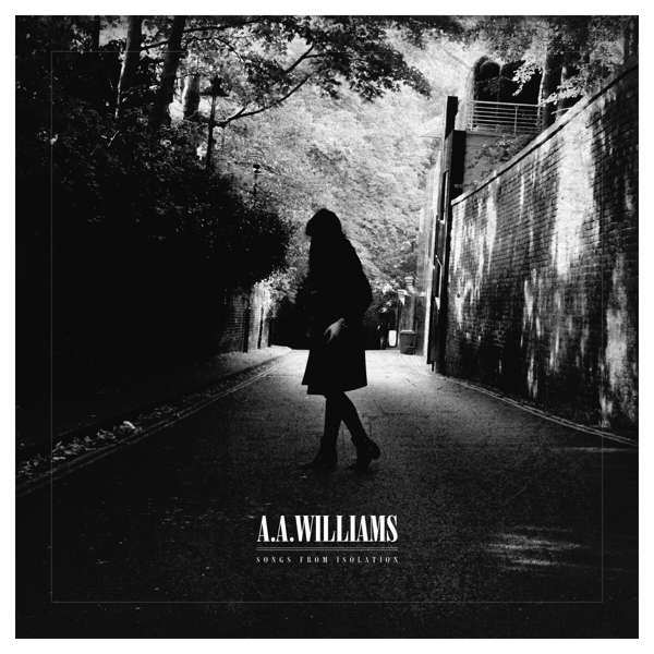 Vinyl WILLIAMS, A.A. - SONGS FROM ISOLATION