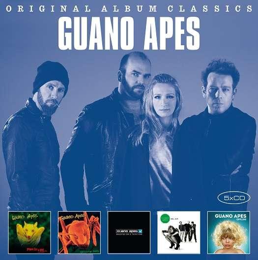 CD GUANO APES - Original Album Classics
