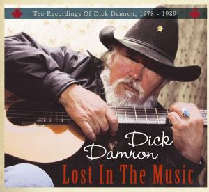 CD DAMRON, DICK - LOST IN THE MUSIC